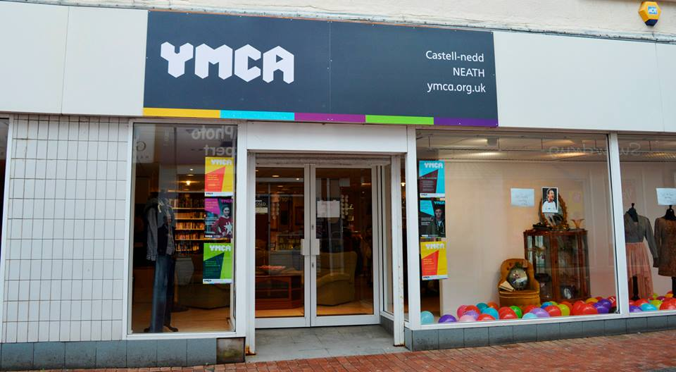 YMCA Charity Shop