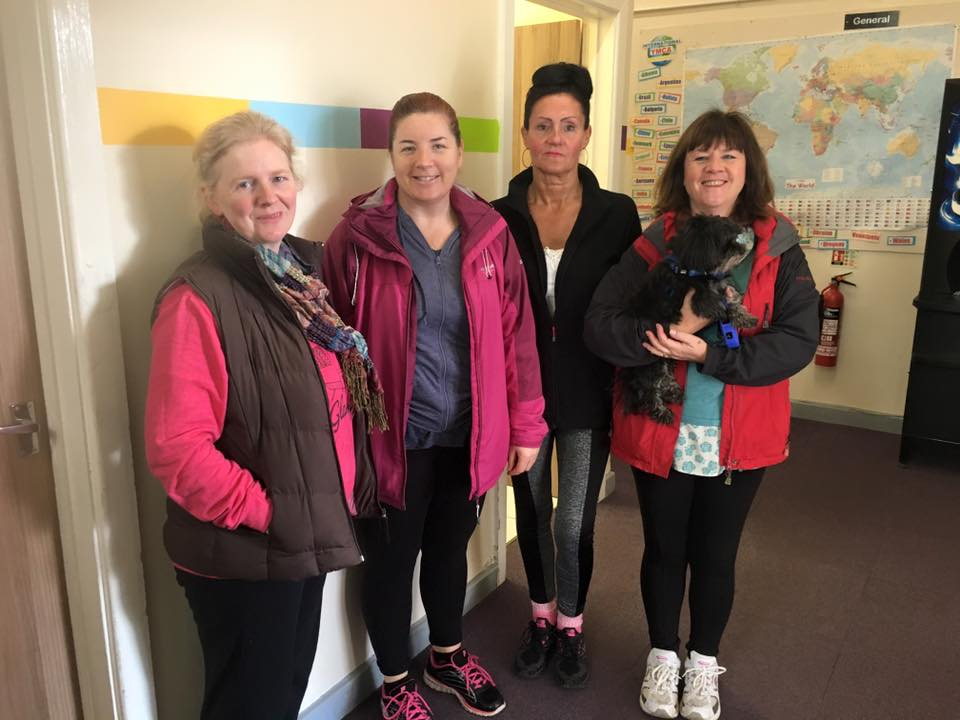 YMCA Walking Group